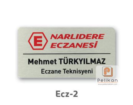 Eczane isimlik modelleri